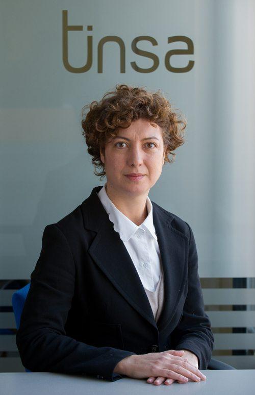 Marta García Hernández, nueva directora de Certificación de Tinsa