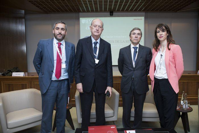 Resumen del Foro Inmobiliario organizado por Tinsa, Aguirre Newman e IESE