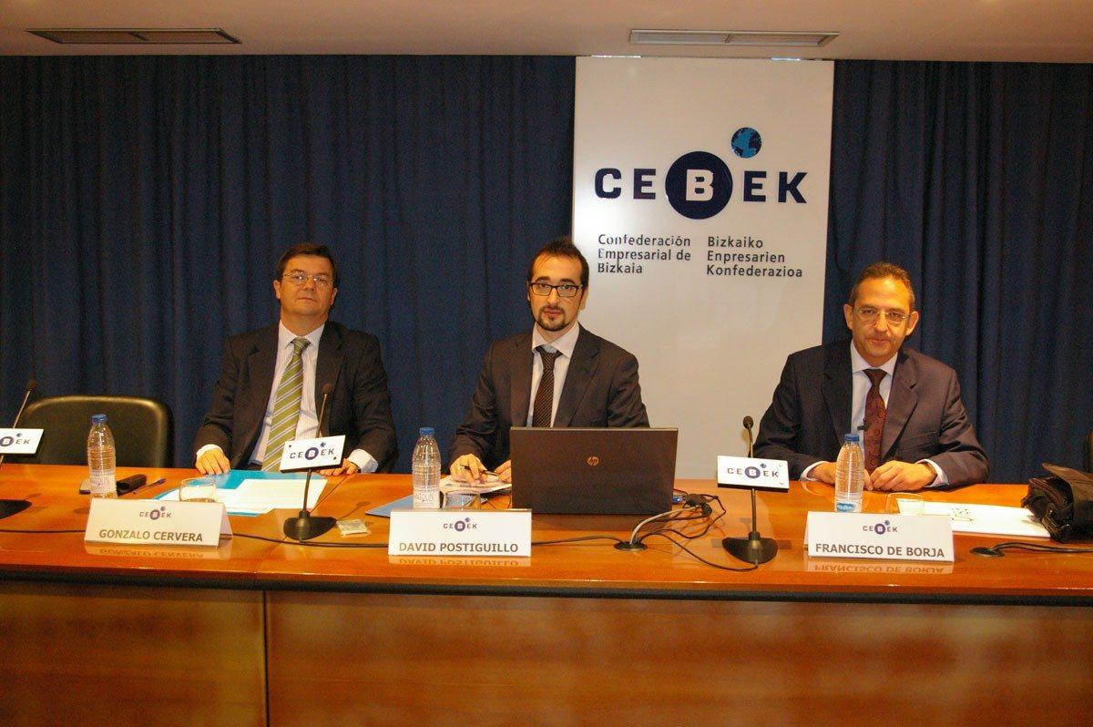 Tinsa analiza en la patronal vasca Cebek las claves de una gestión eficiente de activos