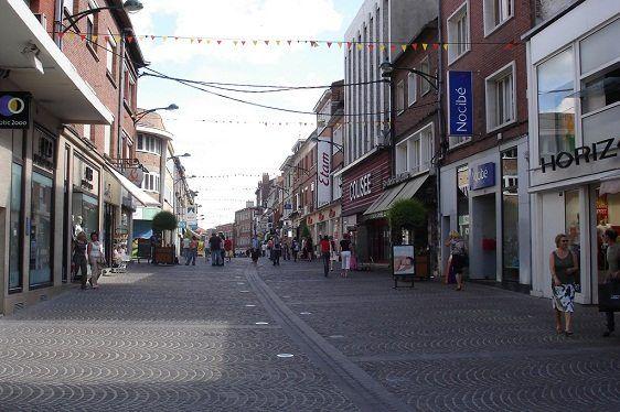 Calle Pietonne en Lens