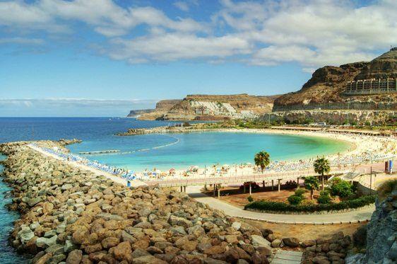 Playa de los Armadores en Gran Canaria