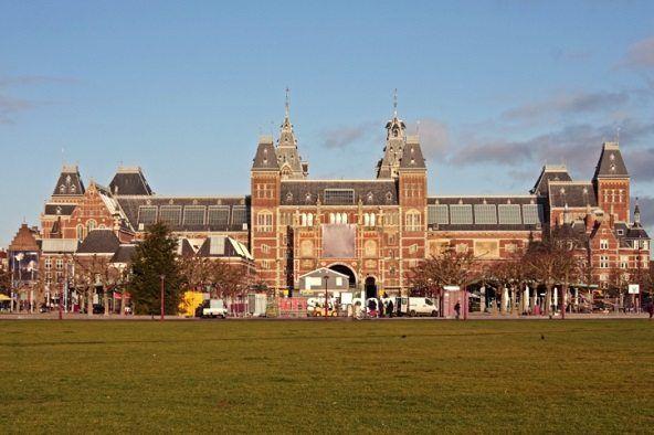 Rijksmuseum, en Amsterdam