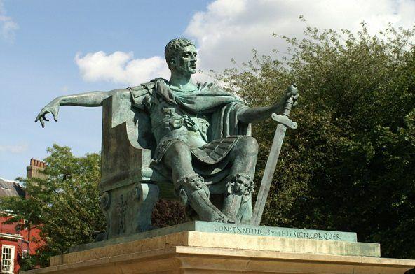 Constantino I, el Grande