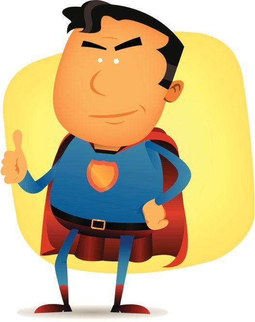 cómic de Superman