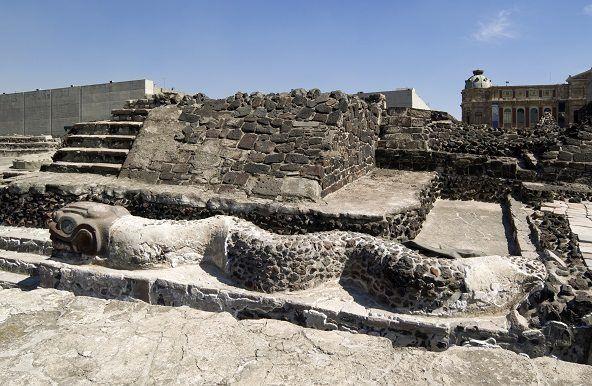 edificaciones aztecas
