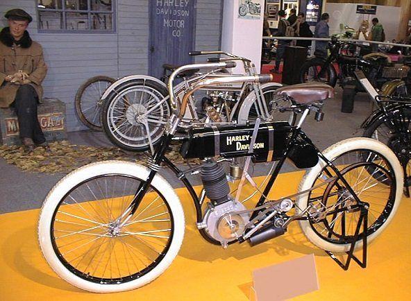 Harley-Davidson, la historia de una marca de motos legendaria