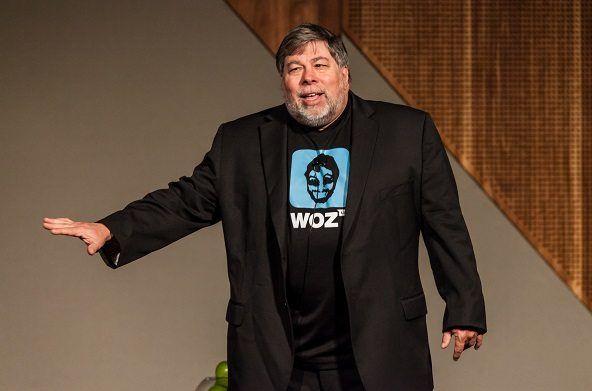 Steve Wozniak, cofundador de Apple junto a Steve Jobs