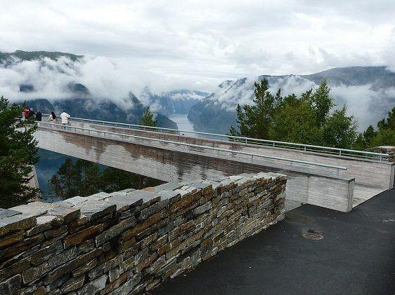 miradores de montaña