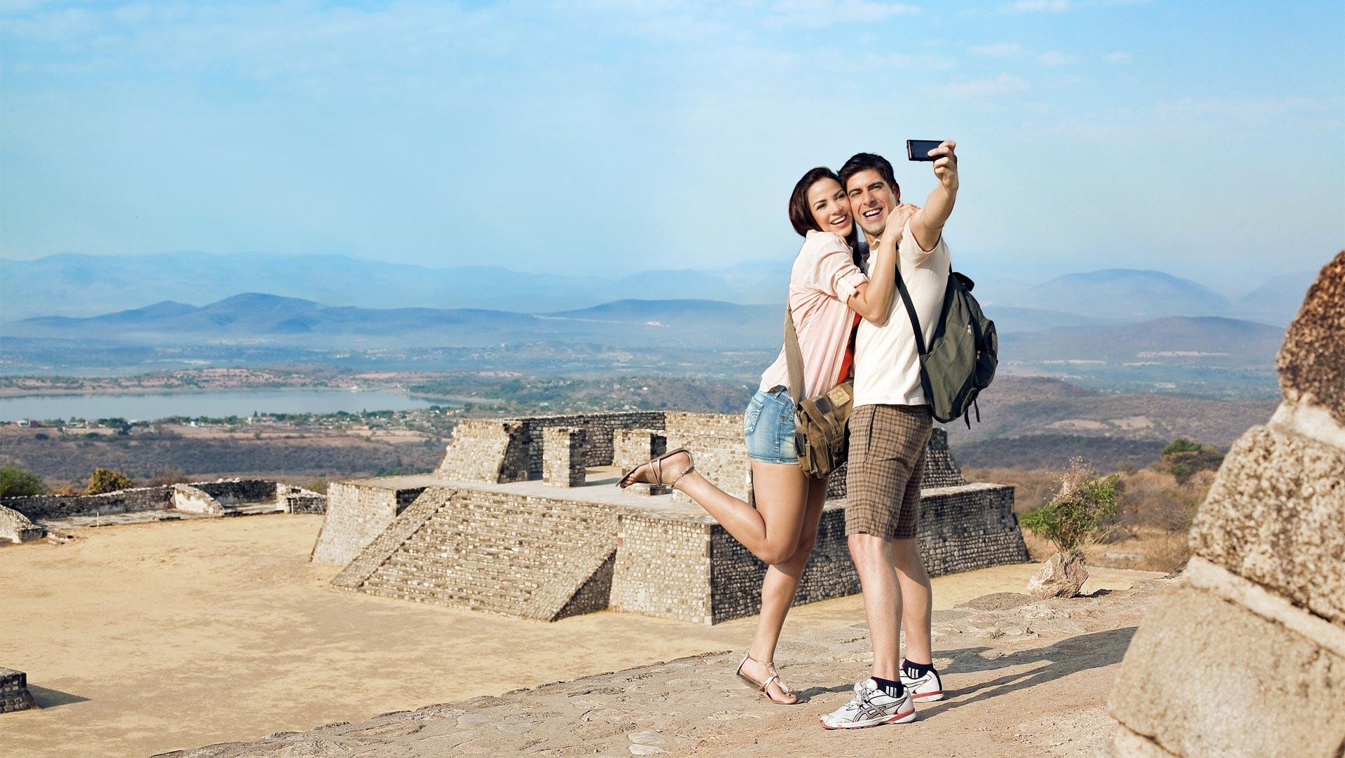 sector turístico en 2014