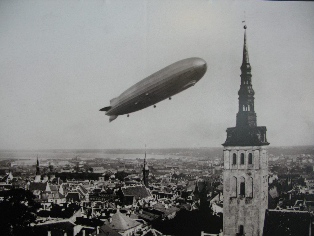 invencion zeppelin