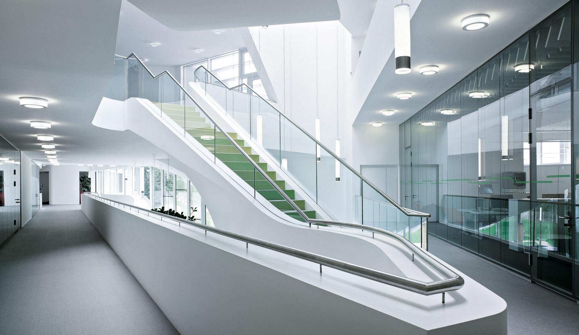 Un buen sistema de iluminaci n incrementa el valor for Iluminacion led oficinas