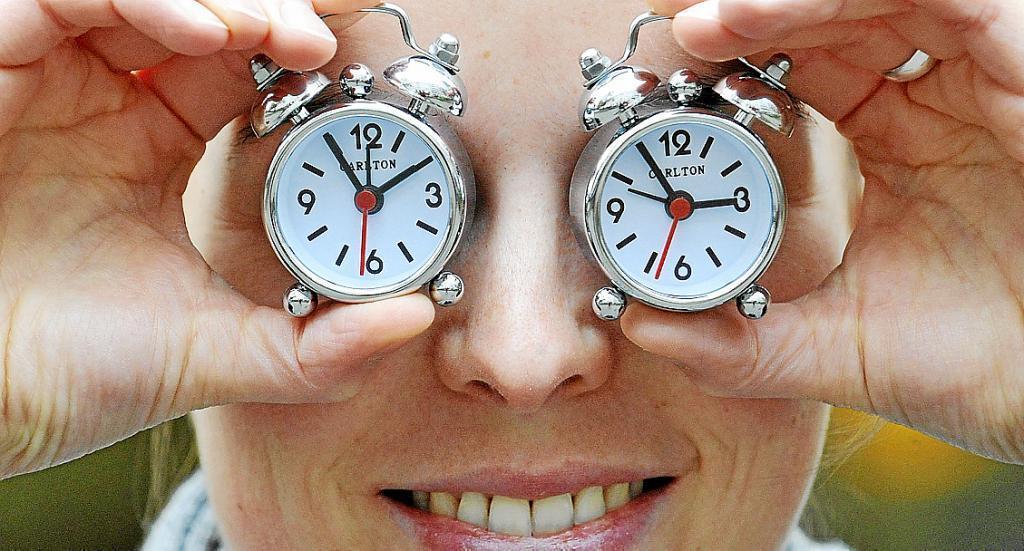 origen del cambio horario
