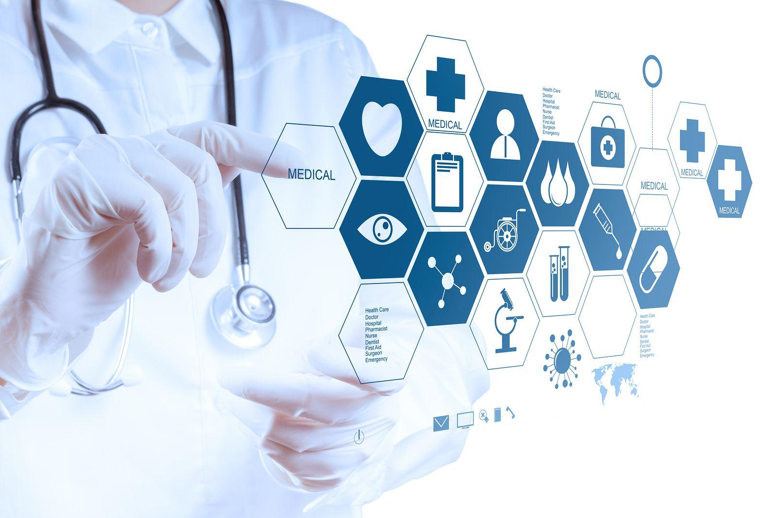 Servicios especializados para el sector sanitario