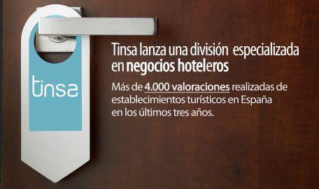 tinsa lanza nueva división hotelera