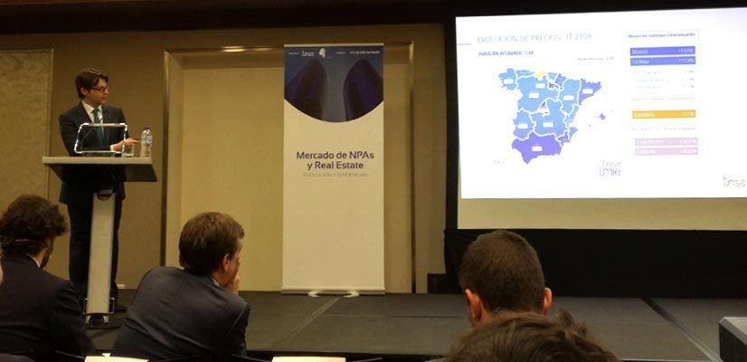 Rafael Gil, director de Market Research de Tinsa