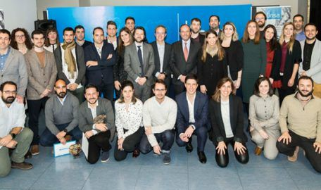 Tinsa reconoce el #esfuerzo y #dedicación de 30 nuevos técnicos, tras su primer año en la compañía