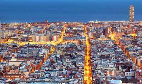 Grandes proyecto urbanísticos en Barcelona