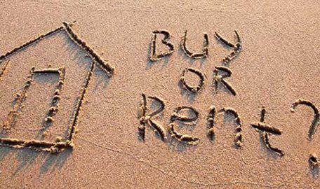 ¿qué es mejor alquilar o comprar una casa?