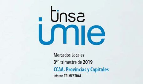 IMIE Mercados Locales tercer trimestre 2019