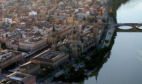 Proyecto urbanísticos en Zaragazo