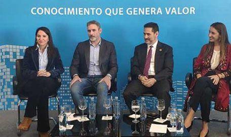 Promoción, Política, Financiación y Urbanismo se citan en Tinsa