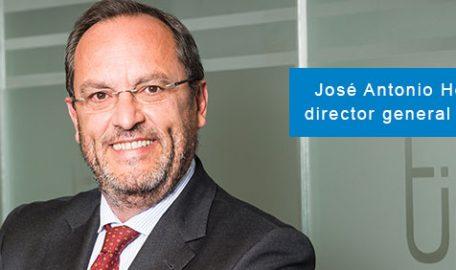 José Antonio Hernández Calvín, director general de Tinsa España.